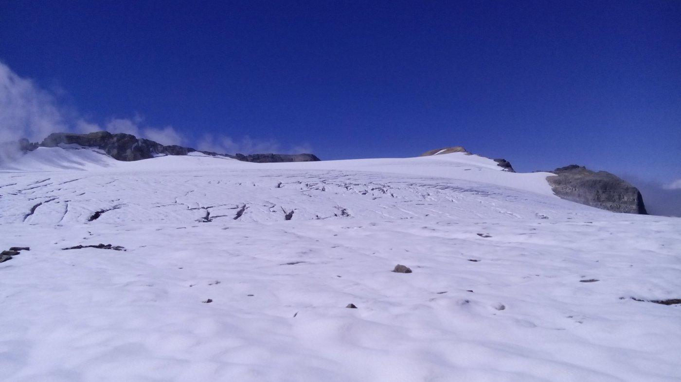 09 - ingresso sul Glacier de la Roche Ferrari