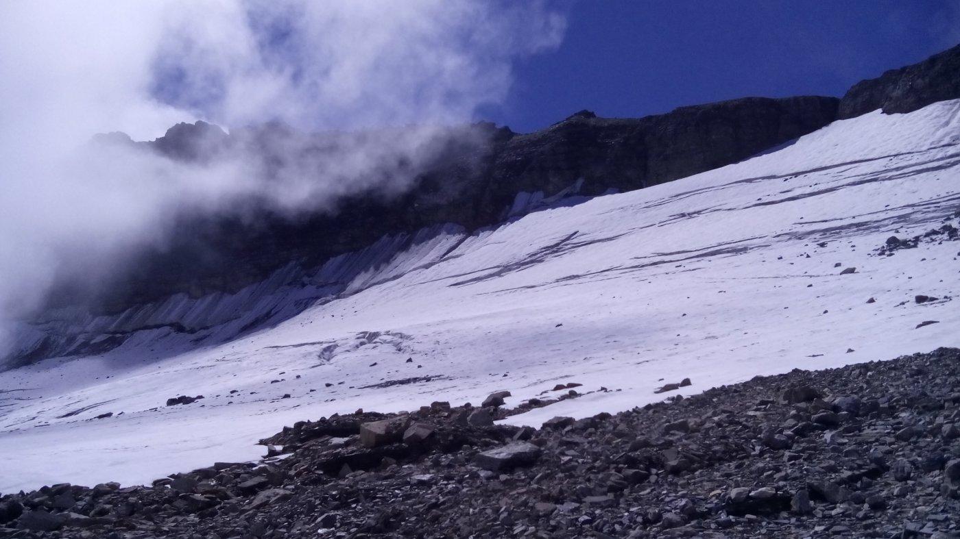 08 - appare il Glacier de la Rechasse