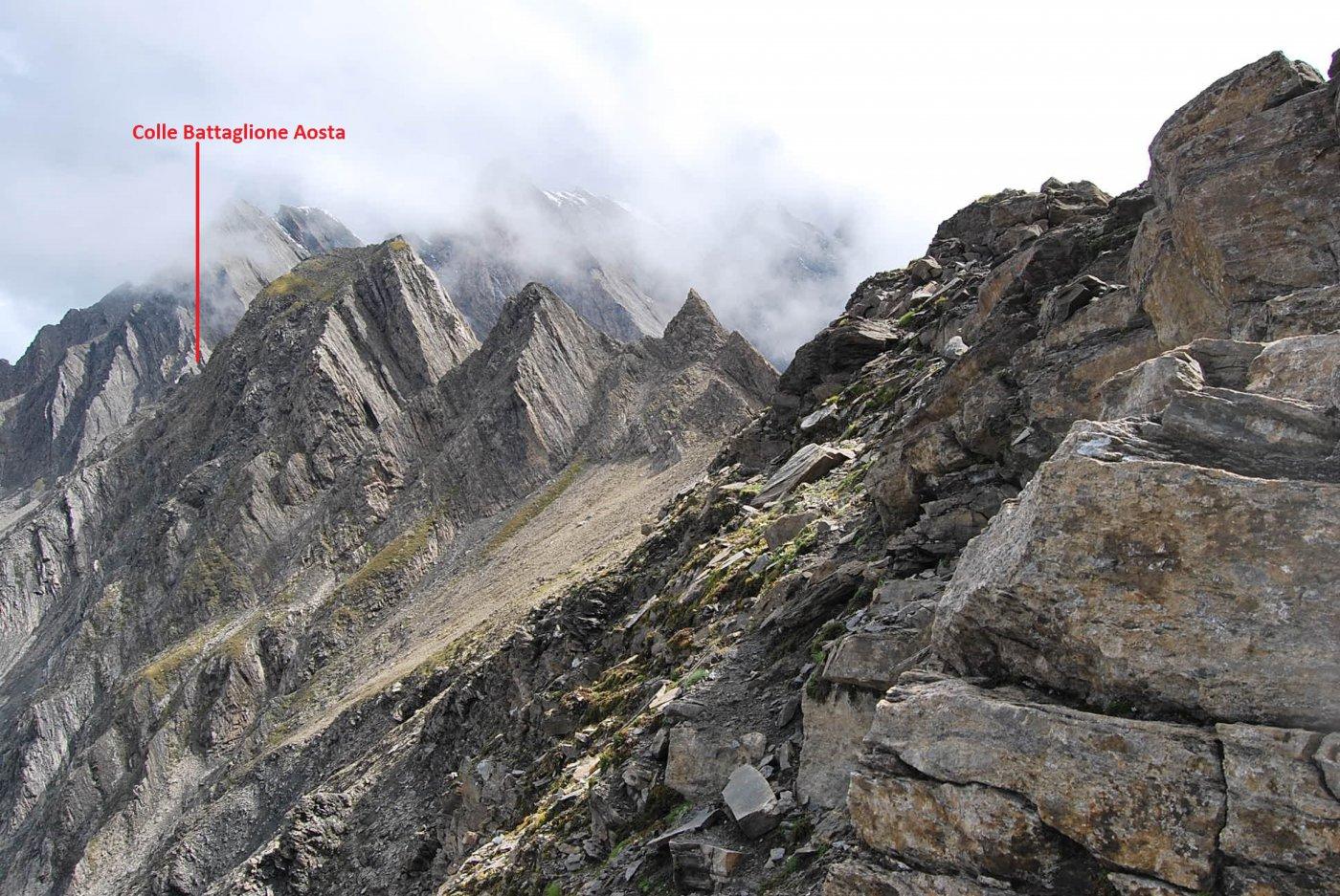 Chambave (Colle di), da Grassey per l'Alpe Gran Plan 2015-08-18