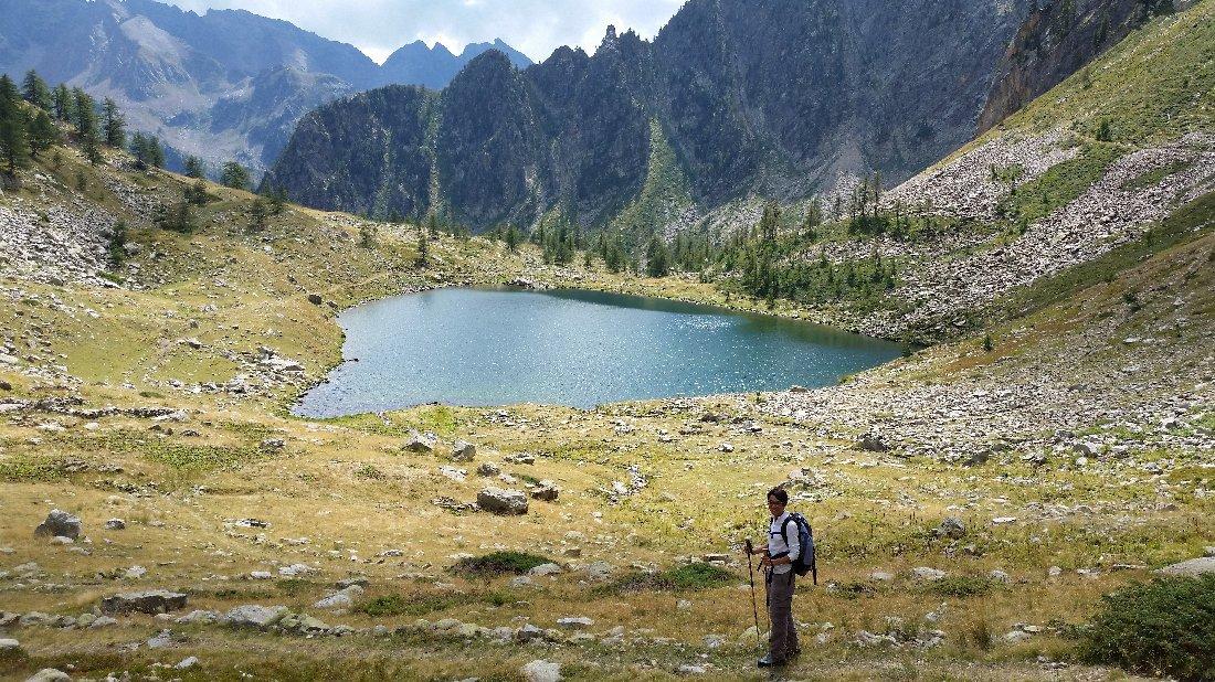 Lago inferiore d'Aver 1