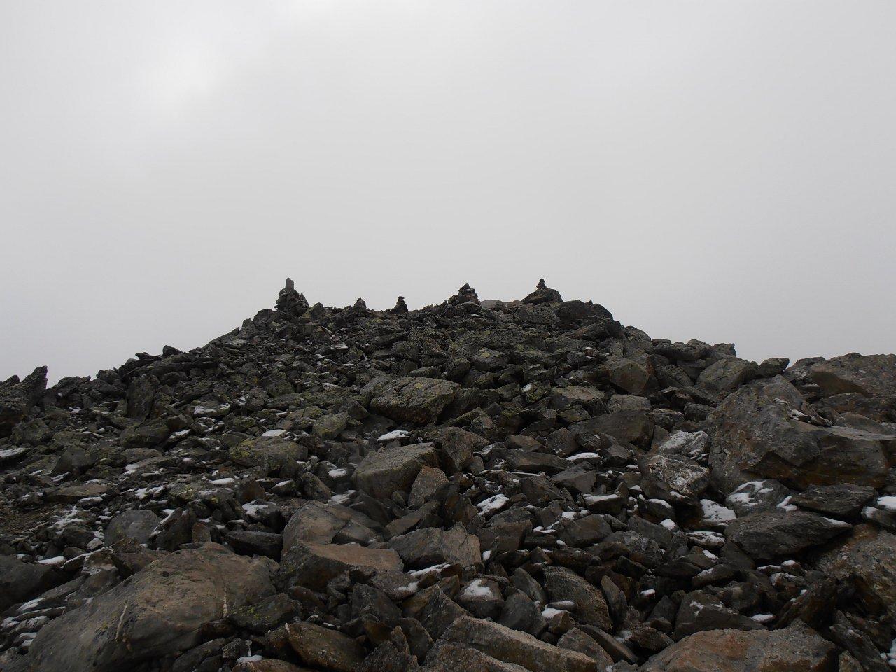 01 - la cima del Mont de Peclet