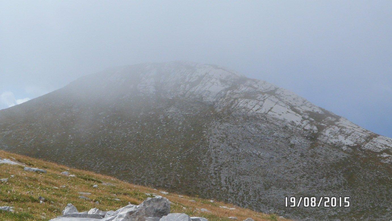 Monte Rotondo visto dalla cima Revelli