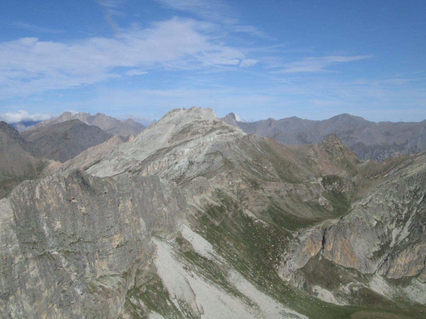 Rocca la Marchisa e colle Sagneres