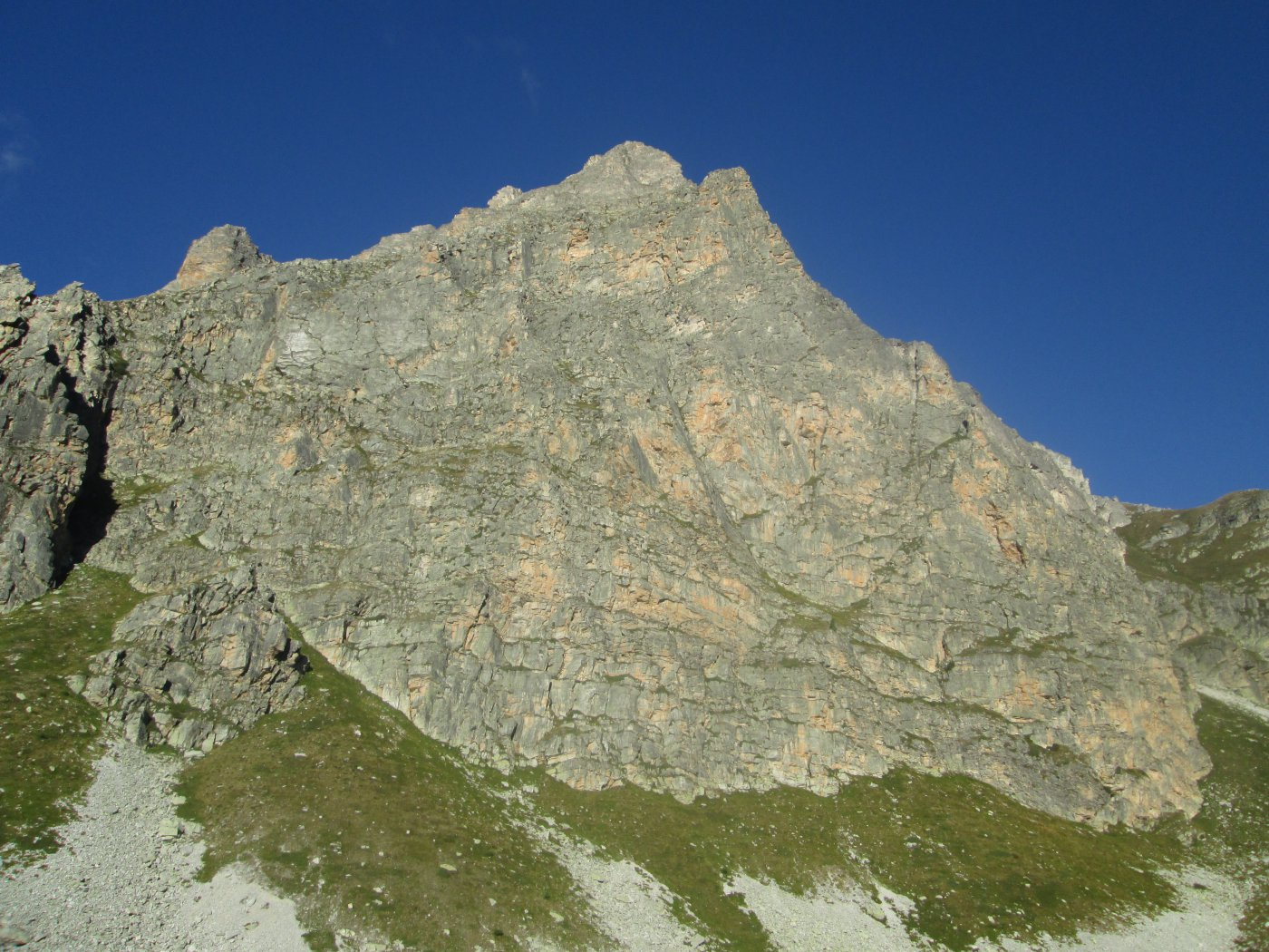 Imponenza rocciosa