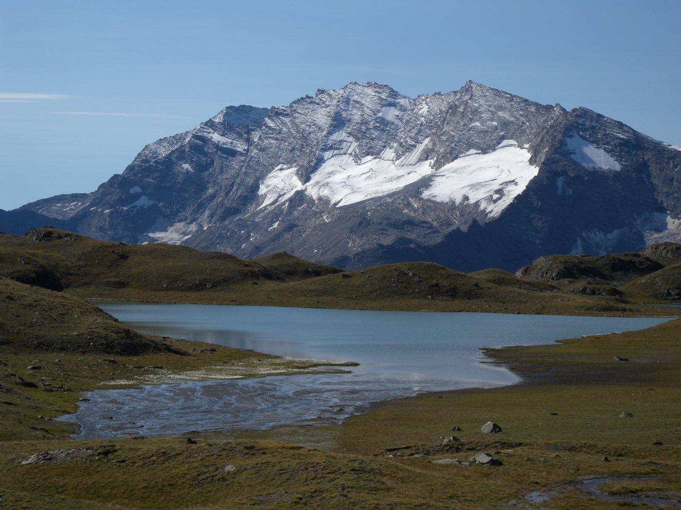 Leynir (Punta) e Punta del Bes dai Piani del Nivolet per il Colle Rosset 2015-08-20