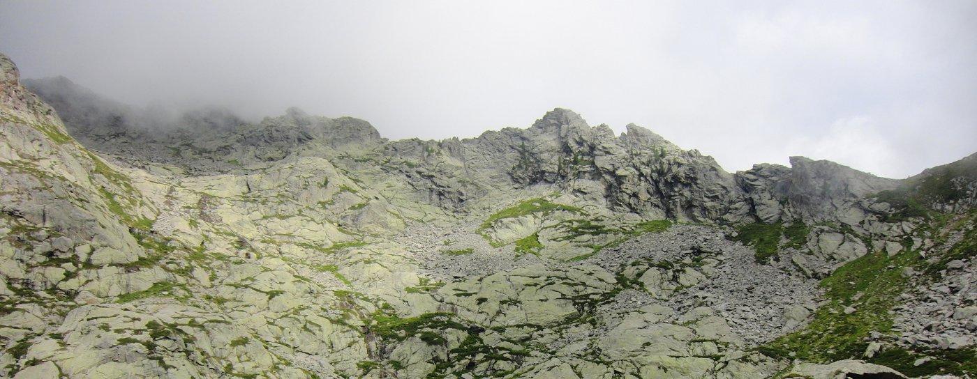 La cresta Carisey