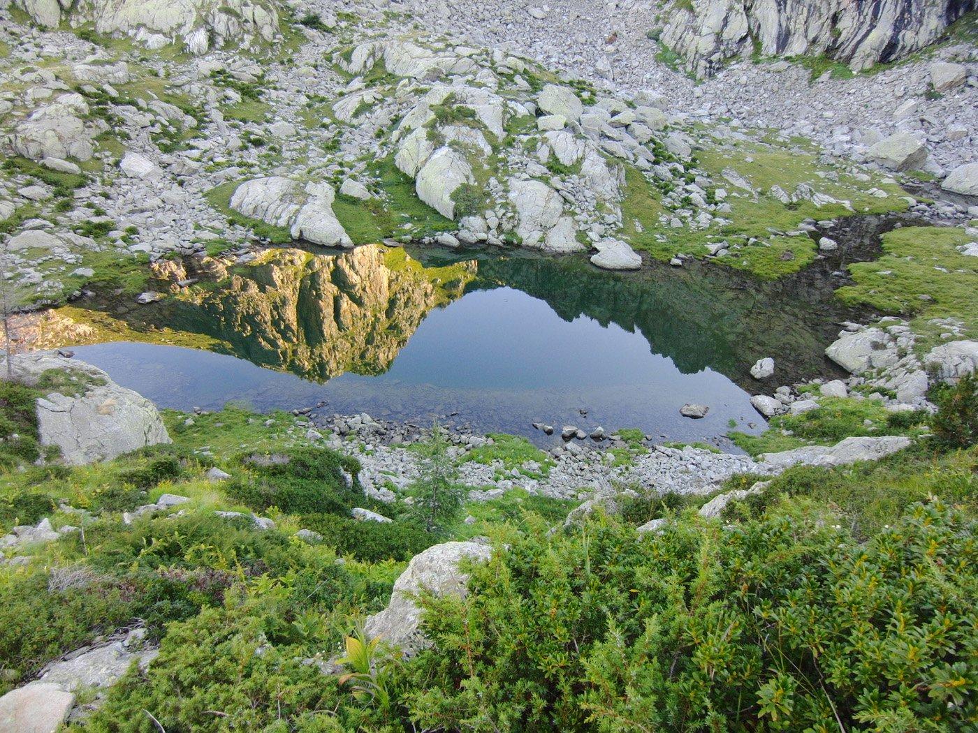 Lago Gaudin