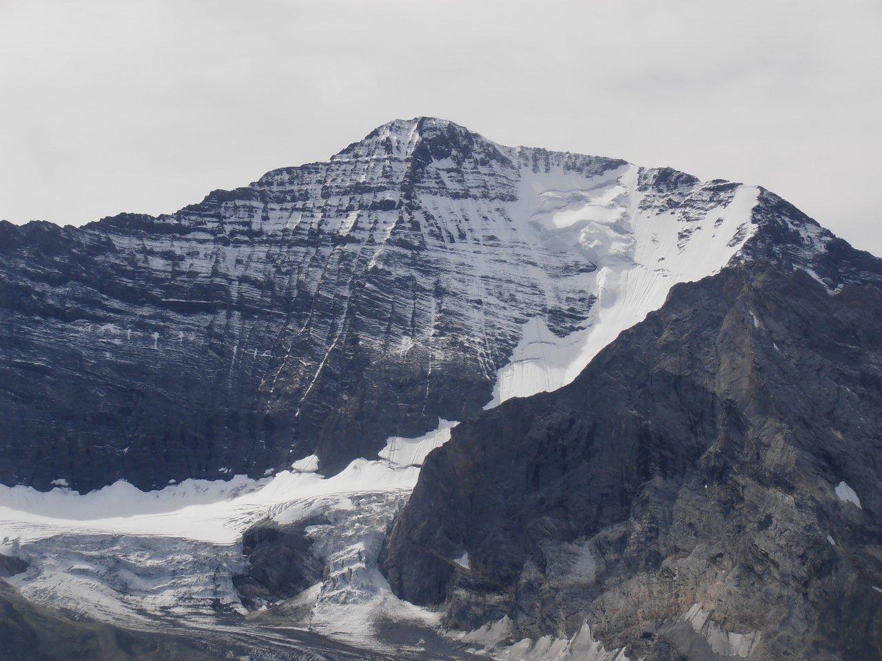 03 - parete N della Grande Casse dalla cima