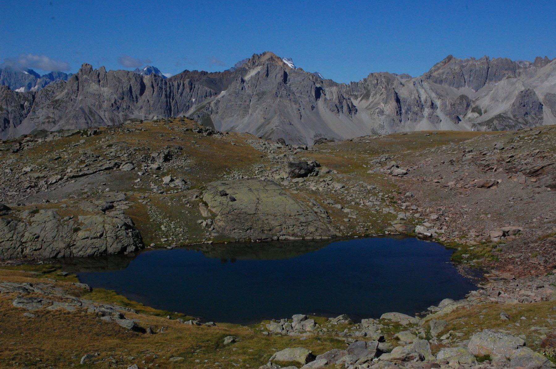 uno dei lacs de Gardiole