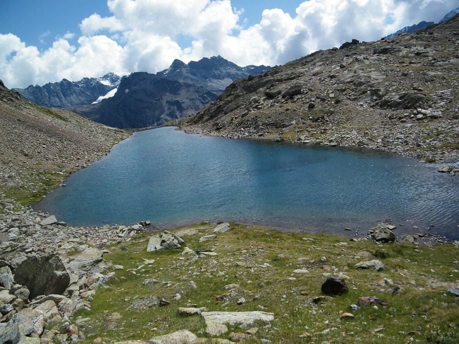 Lo splendido Lago Lungo