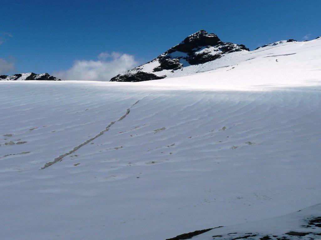 Petite Sassiere e ghiacciaio