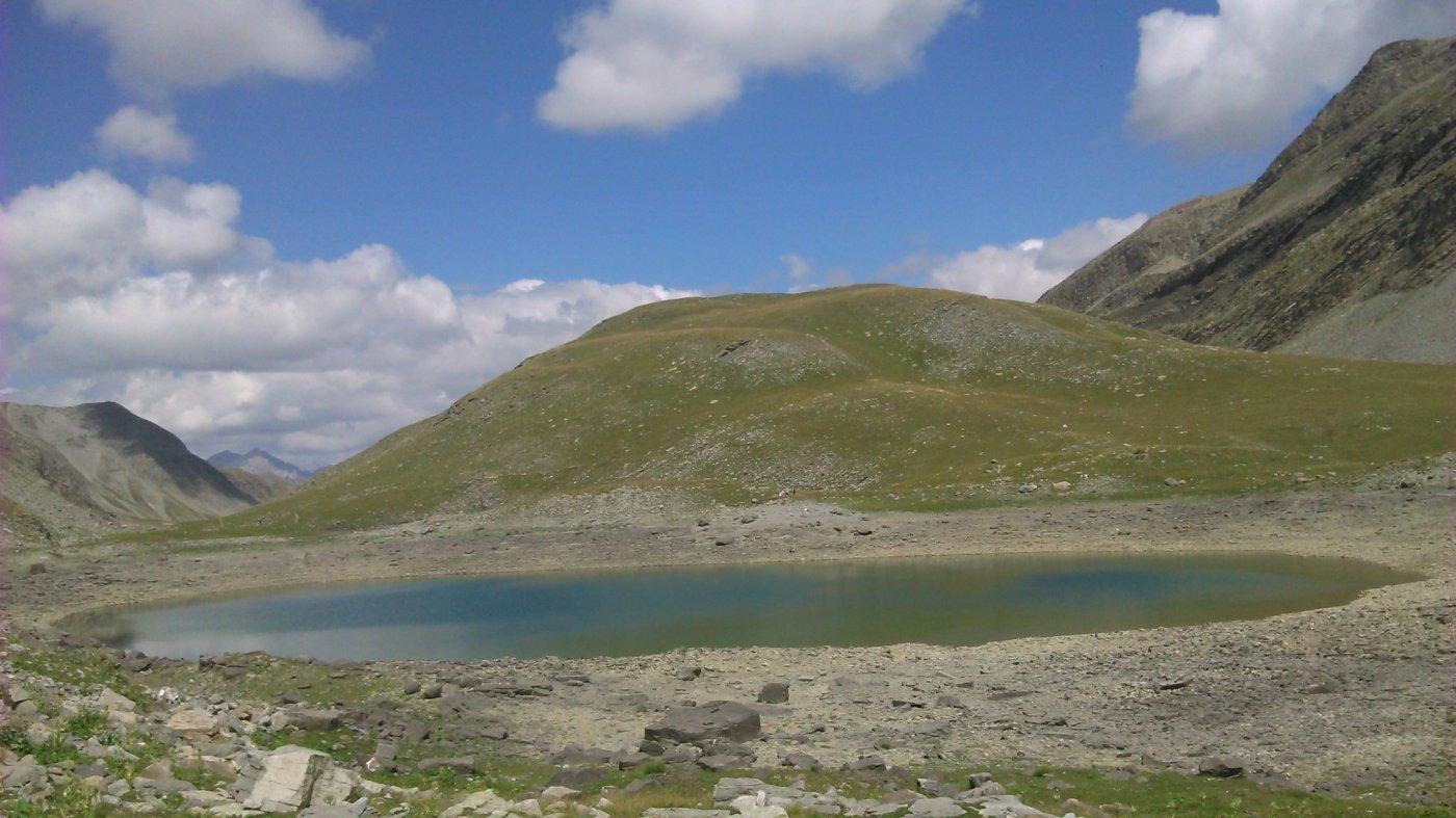 Lac Derrière la Croix