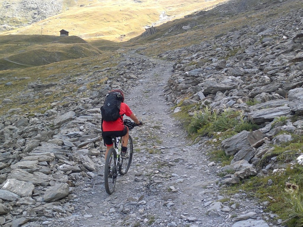 Thures (Colle di) da Cesana per la Val Thuras 2015-08-22