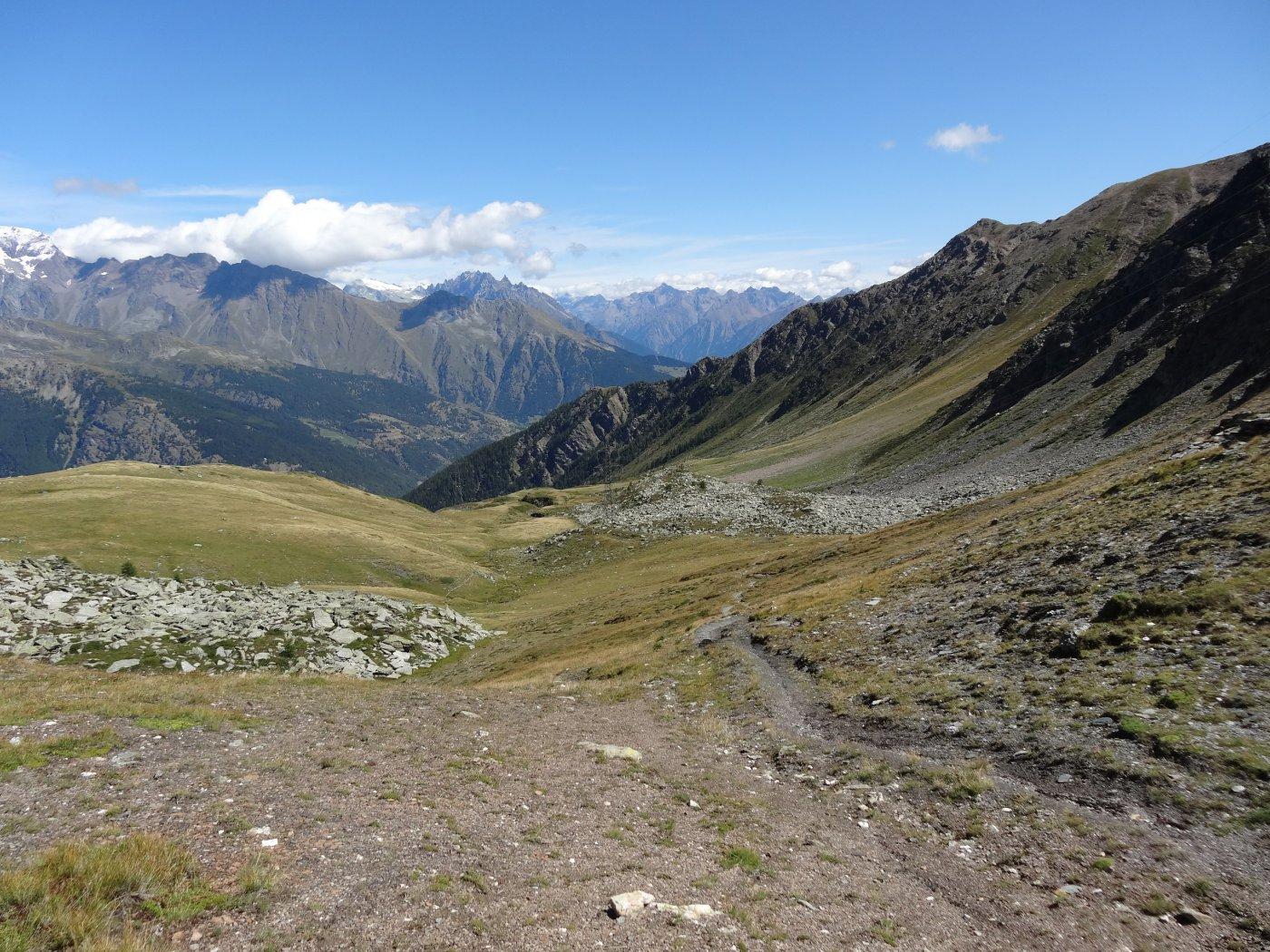 Citrin (Col) da Vetan, giro del Mont Fallére 2015-08-25