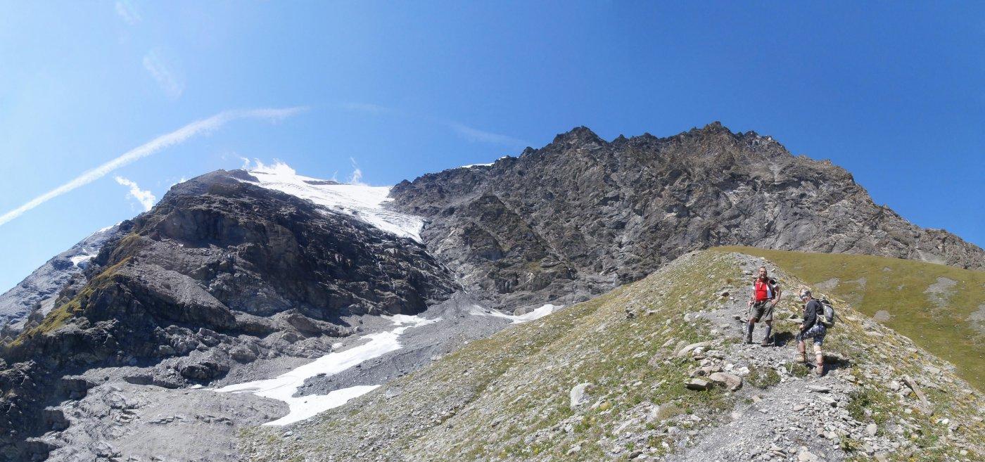 Vuert (Lago di)da Usellieres per il Rifugio Bezzi 2015-08-25