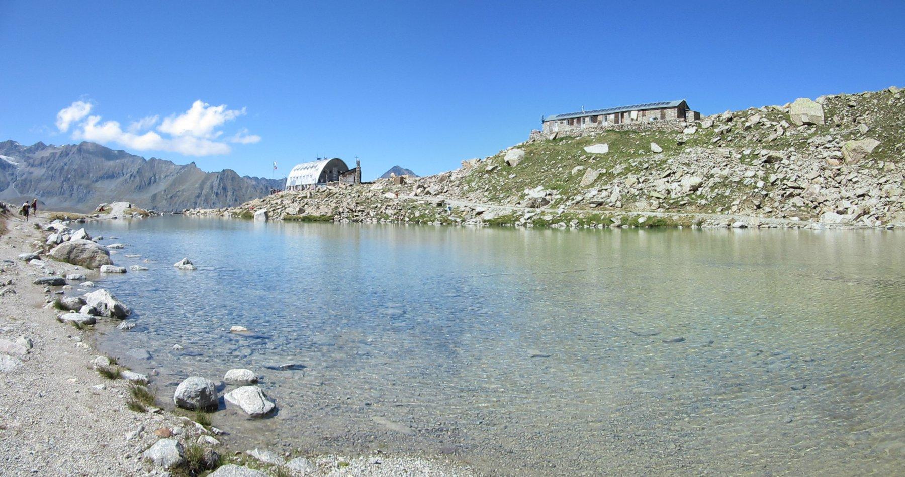 Lago di Montcorvè e Ciarforon