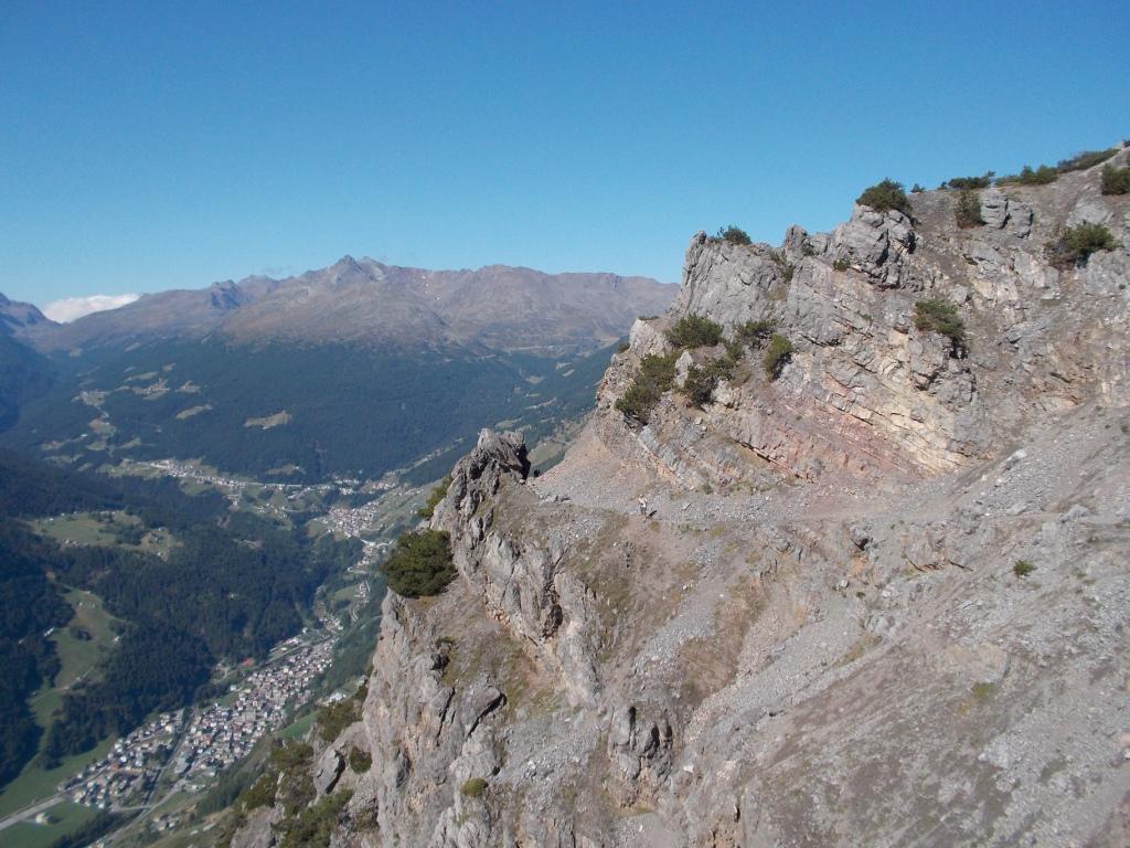 Croce del Monte Scale da Torri di Fraele 2015-08-26