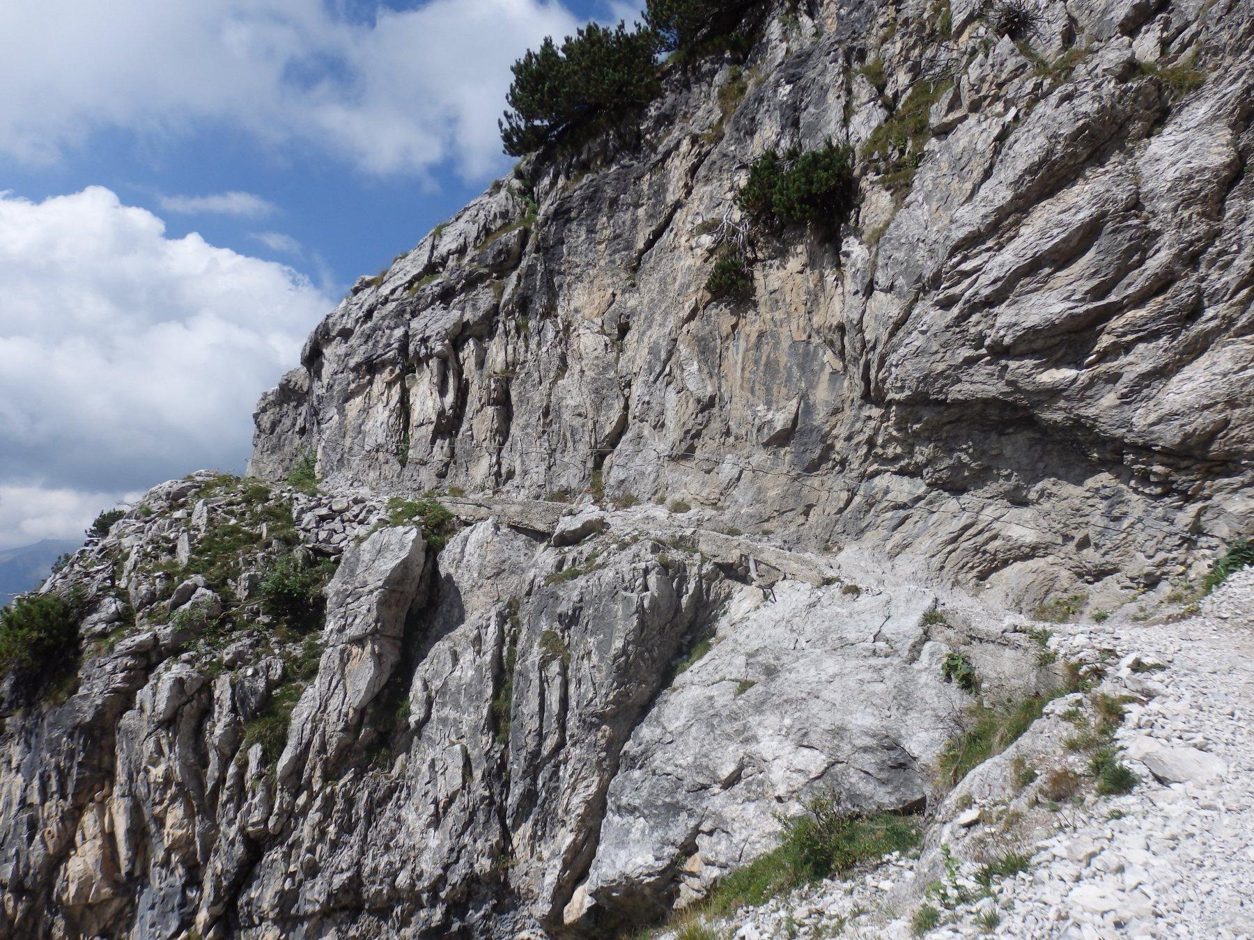 Maria e Alberto al Brentei e Alimonta (Rifugi) dalla Val Brenta 2015-08-27