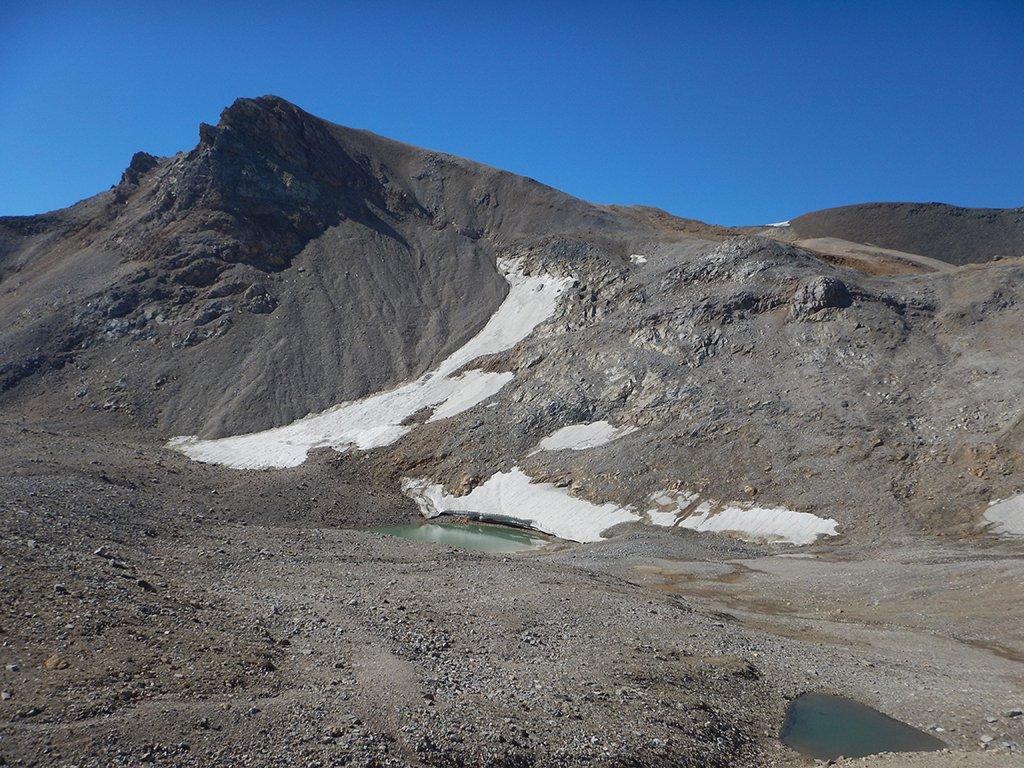 Roc Peirus e Lago Galambra