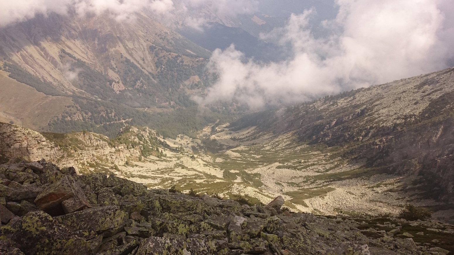 Vallone della Sarasina