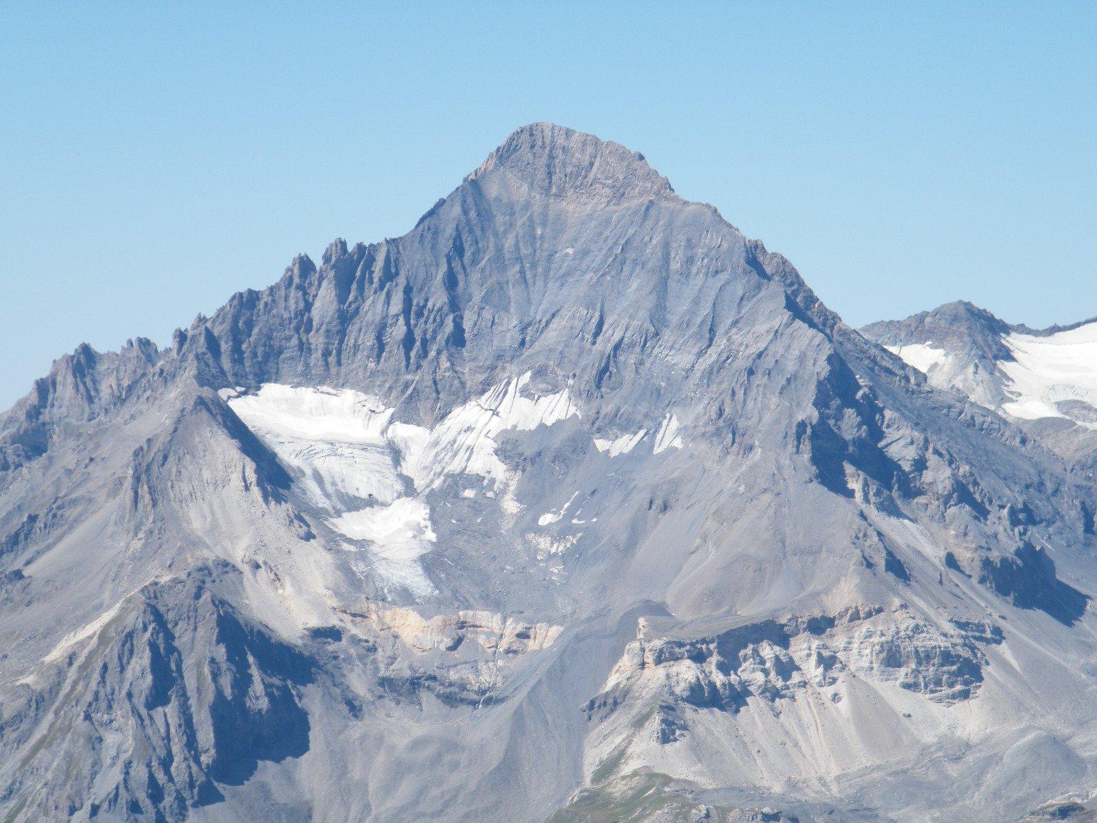 dent parrachèe 3684 m