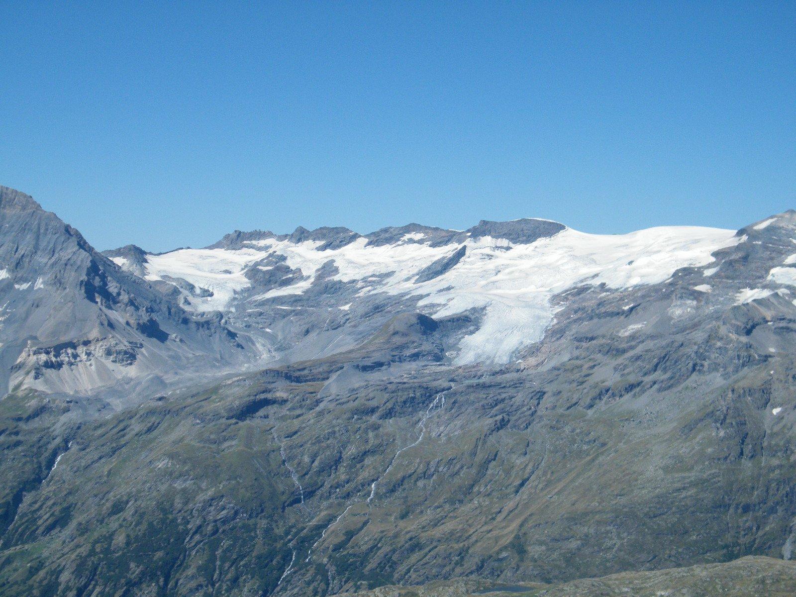 ghiacciai della vanoise-dome de l'arpont