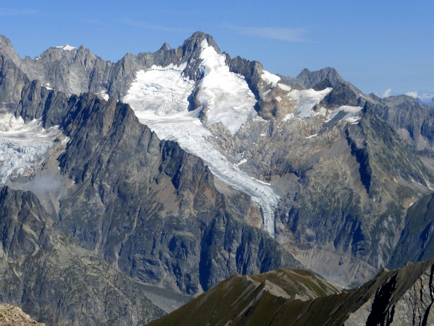 il Mont Dolent troppo bello