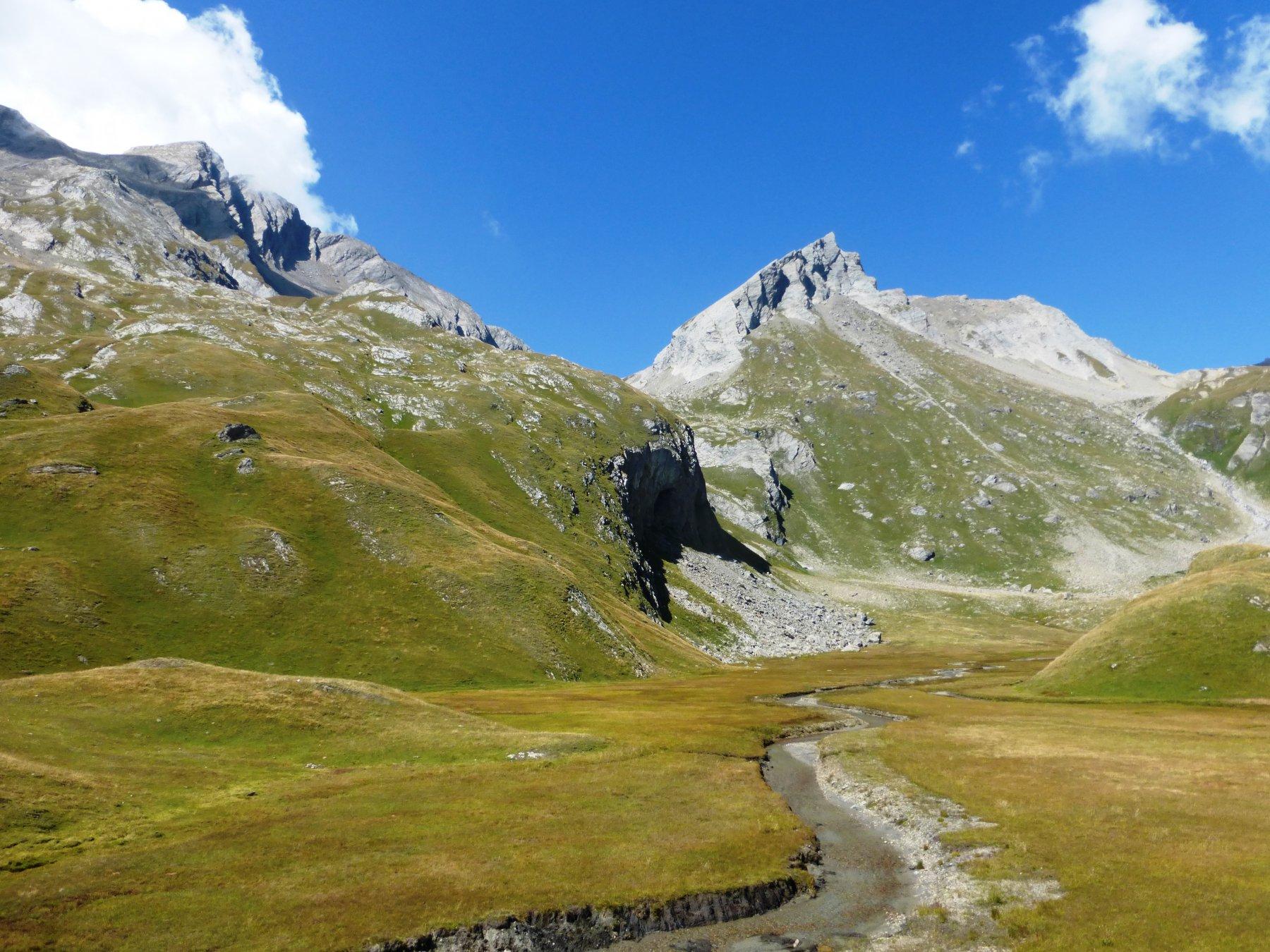 Grande Rochere e Petit Rochere da Planaval 2015-08-30