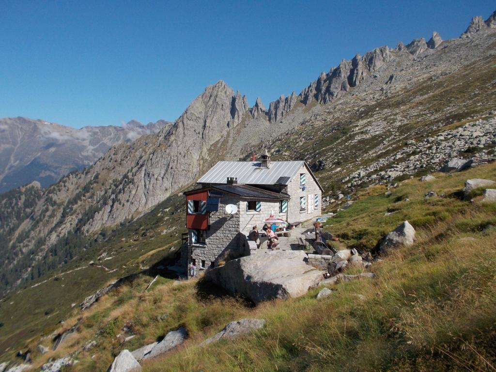 La capanna Sciora