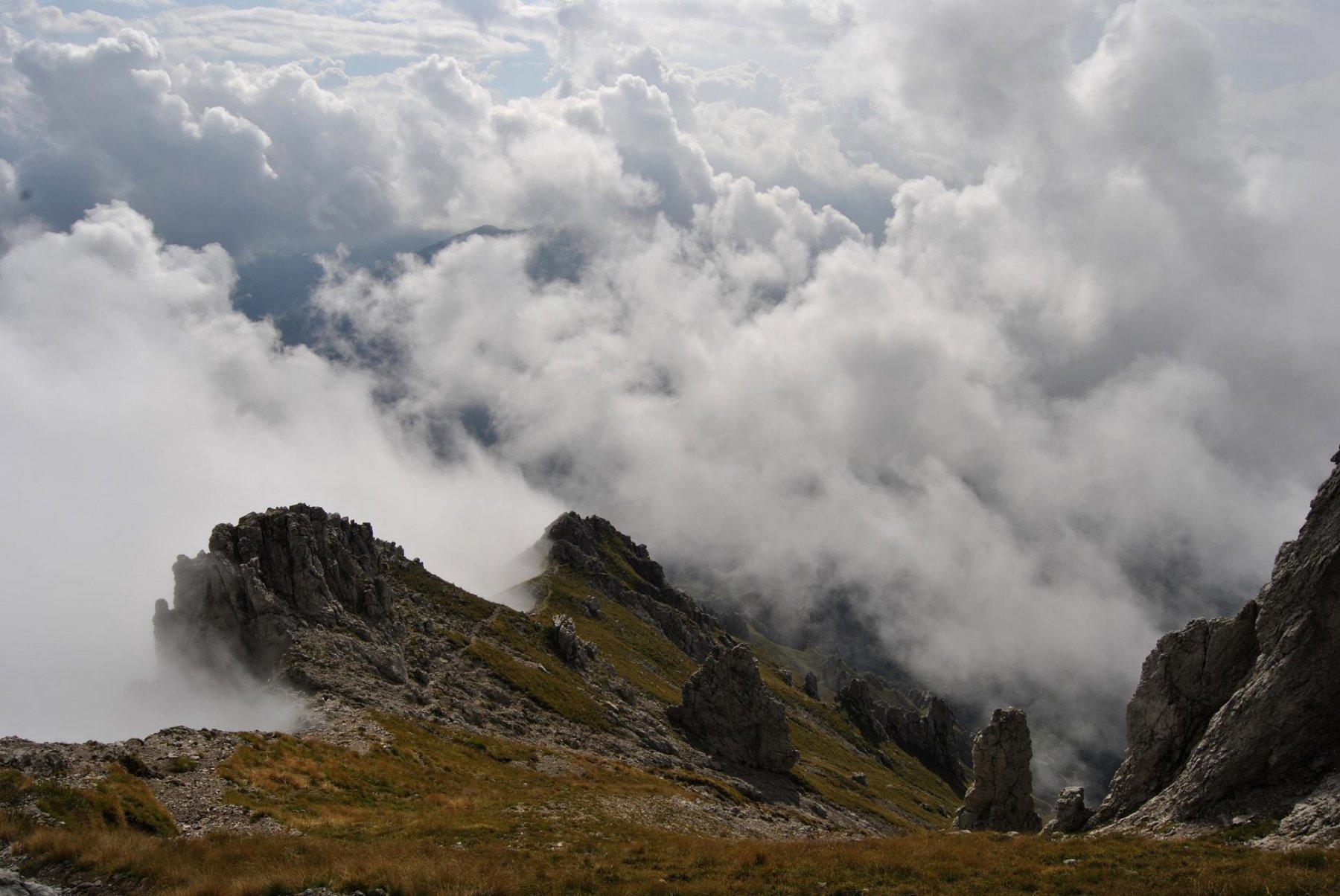 Nuvole in Grignetta