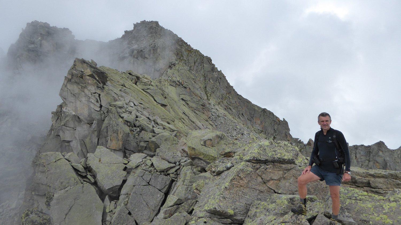 Sulla Cresta per la Punta Boiretto