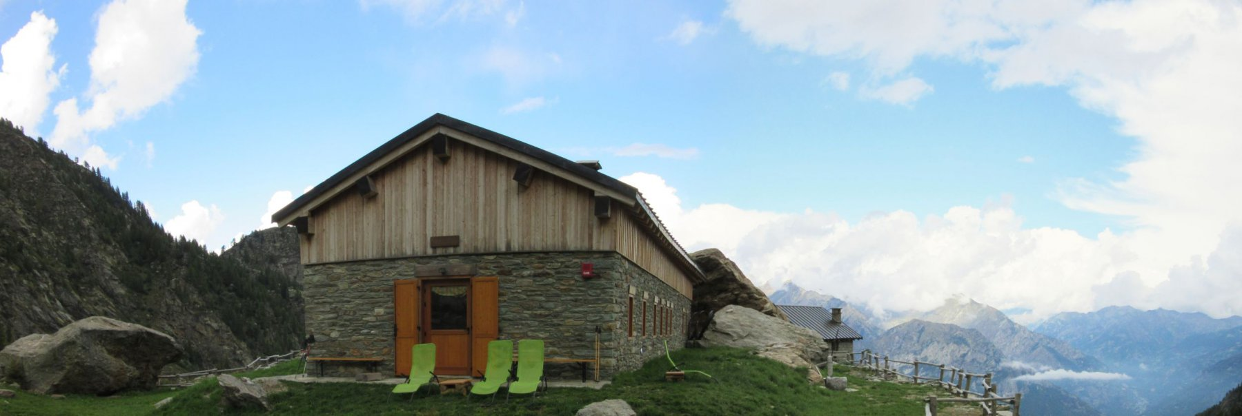 Rifugio Alpe Bonze