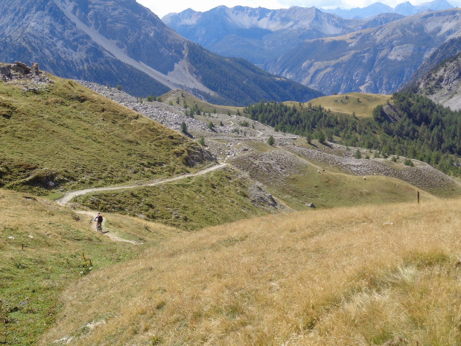 verso col des Acles