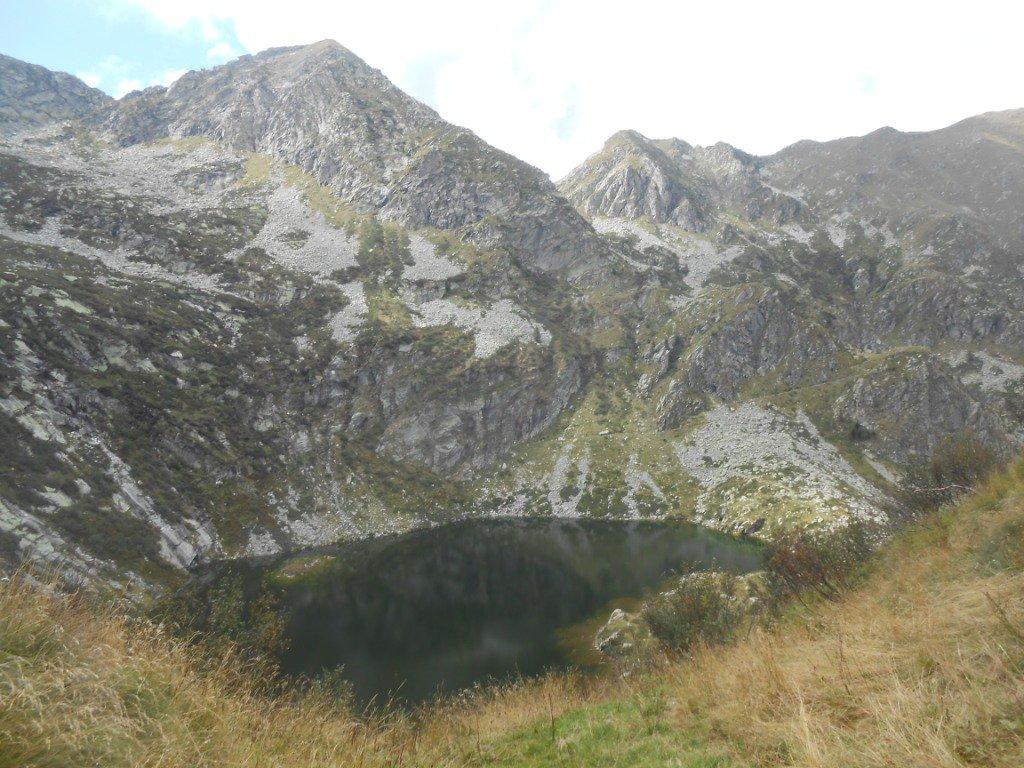 Lago e Punta della Vecchia