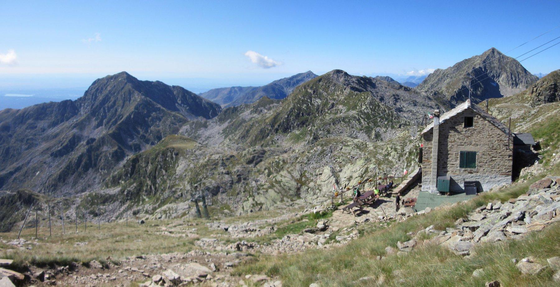 Camino (Monte) da Oropa 2015-09-06