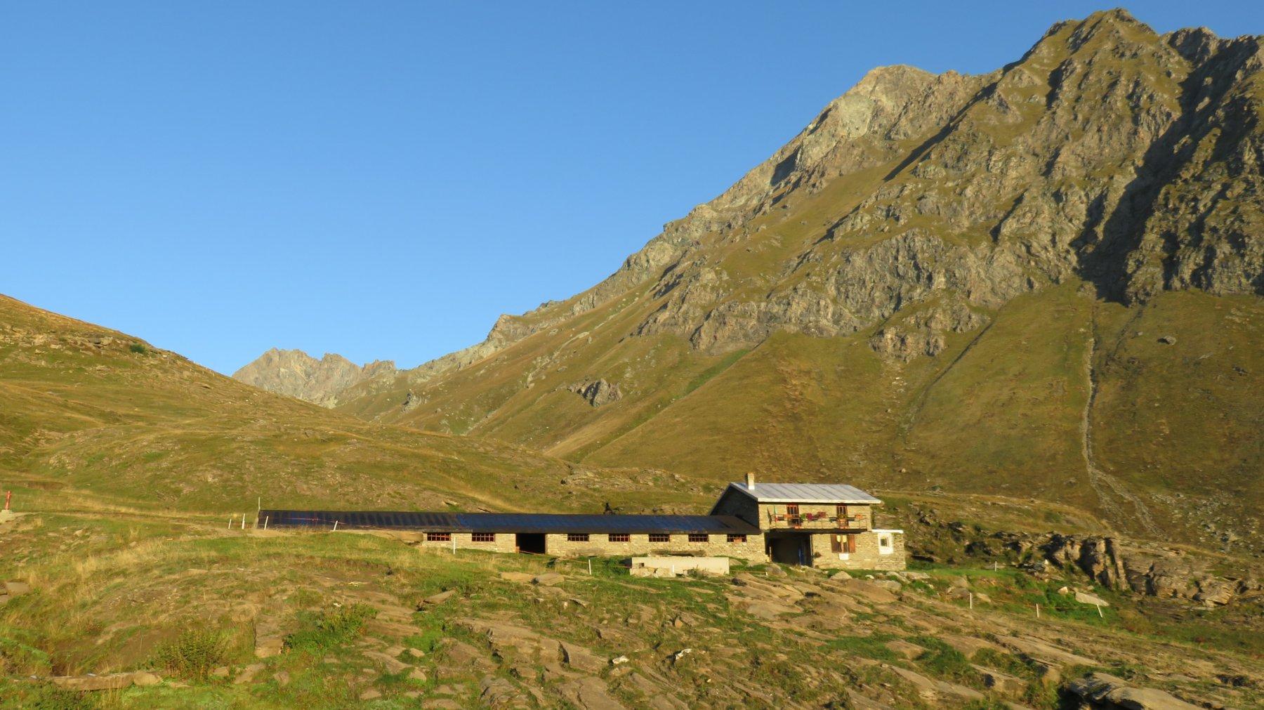 Alpe quota 2171