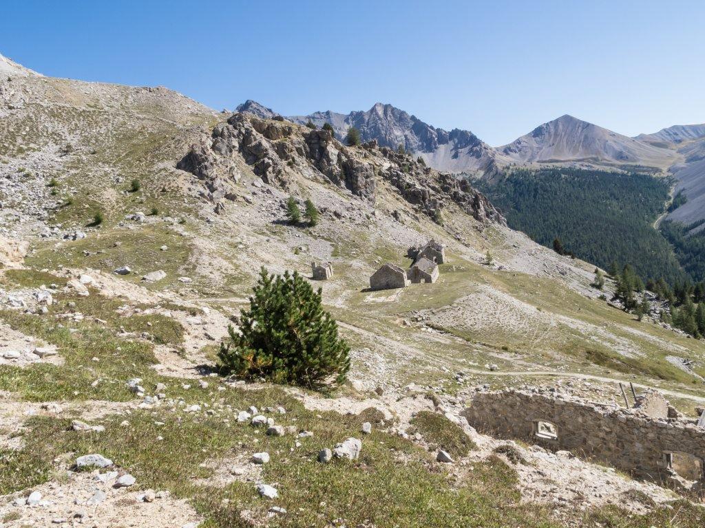 Mulattiera (Passo della) da Bardonecchia, giro per Punta Colomion e Col des Acles 2015-09-07