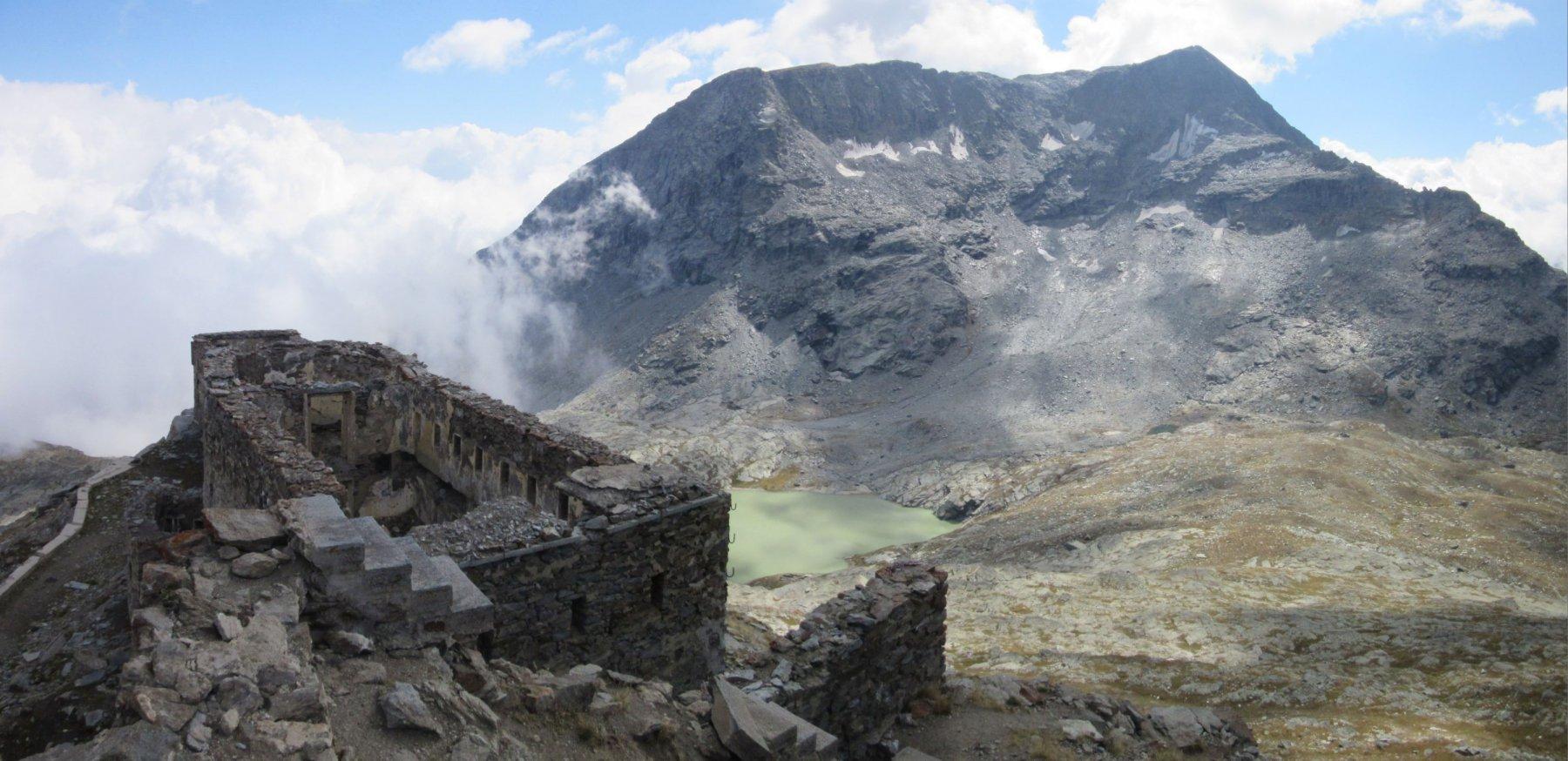 Malamot (Monte) o Pointe Drosetdalla Diga del Moncenisio 2015-09-09