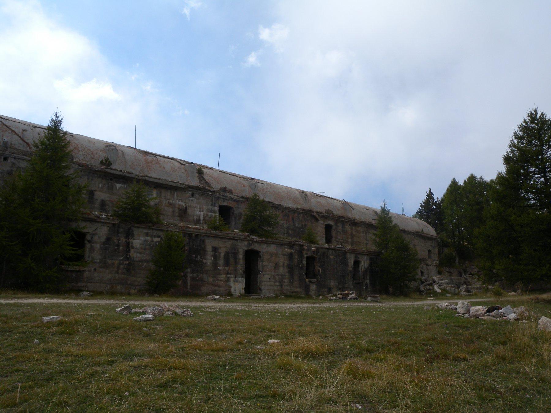 I resti del forte