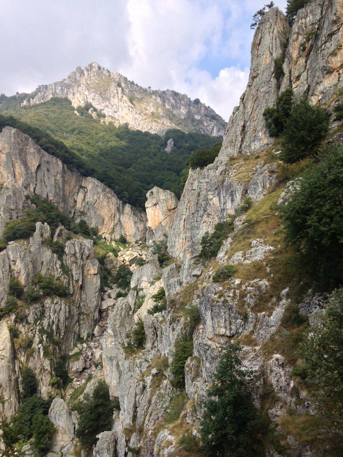 Il bellissimo vallone