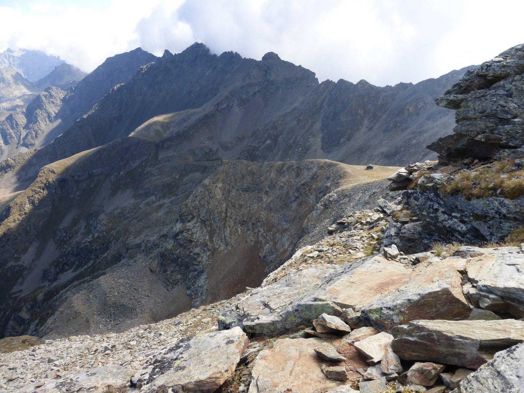 il bel bivacco degli alpini