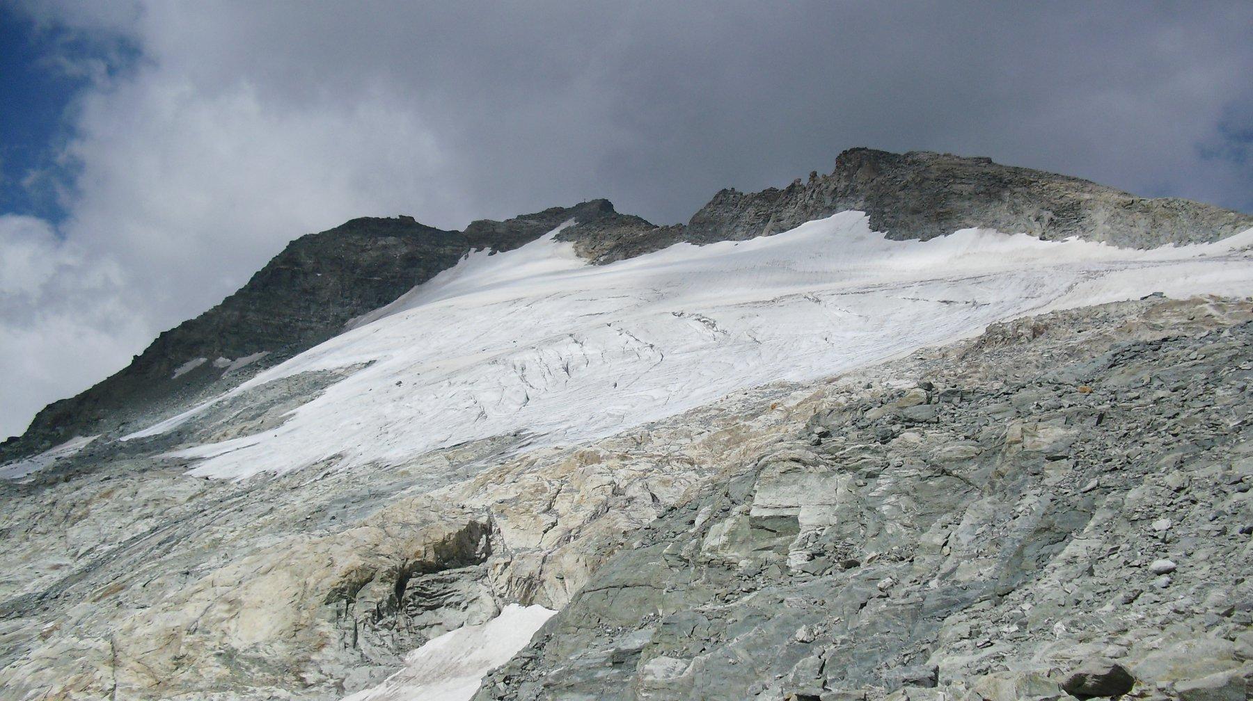 Il Mont Gele' visto dal Colle.