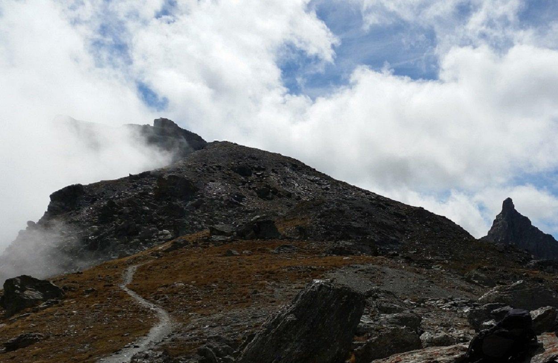 Dal Colle di Saint Veran, Rocca Bianca e Roc della Niera