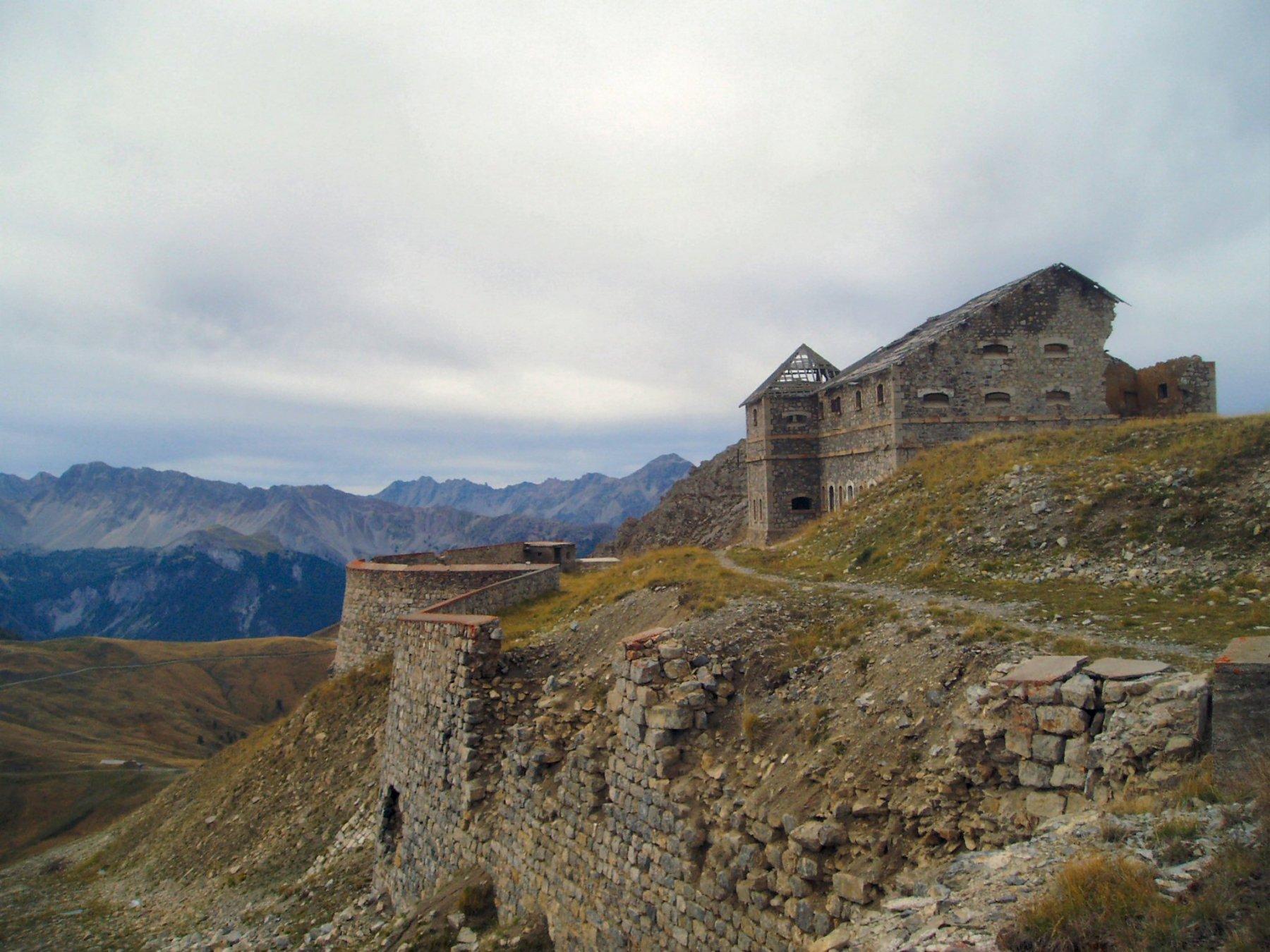 Il Forte Janus.