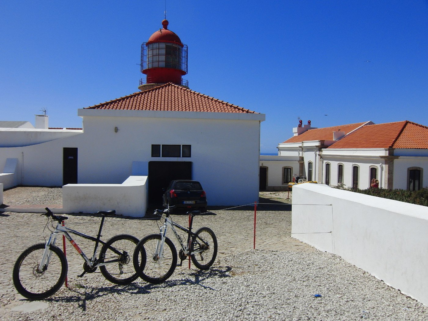 Passaggio a Cabo de Sao Vicente