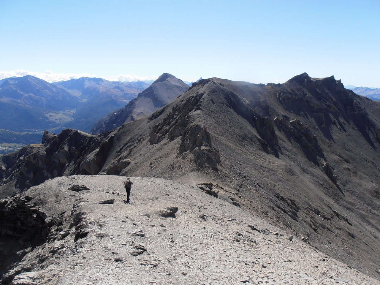 Chalanche Ronde (Pointe de) da Fenils 2015-09-19