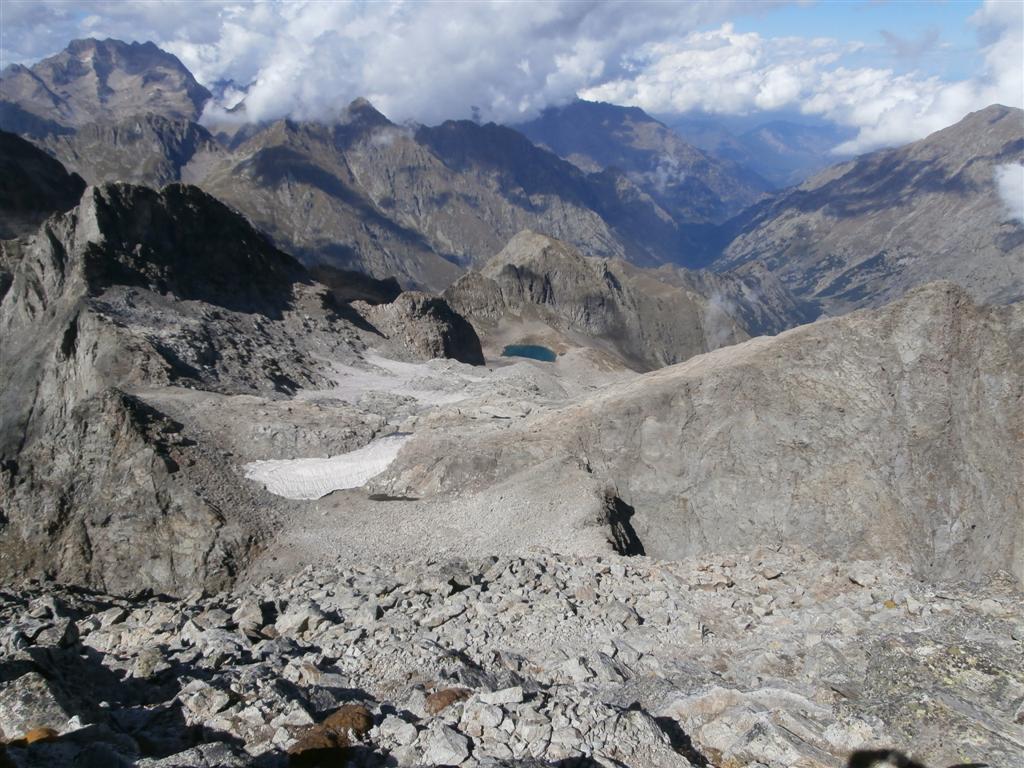 la via di ritorno (c'era una volta un ghiacciaio...)