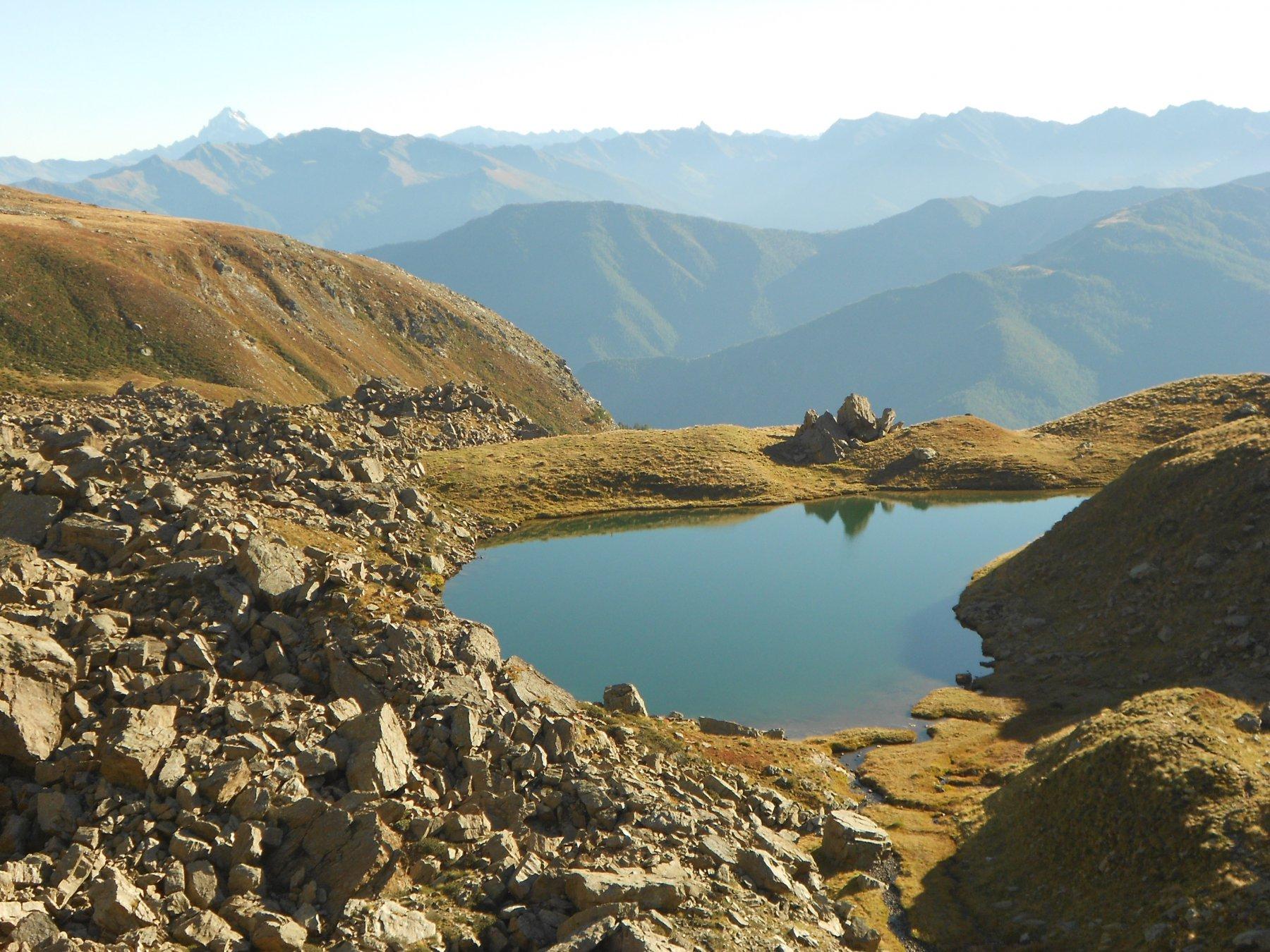...l'incanto del Lago della Manica!