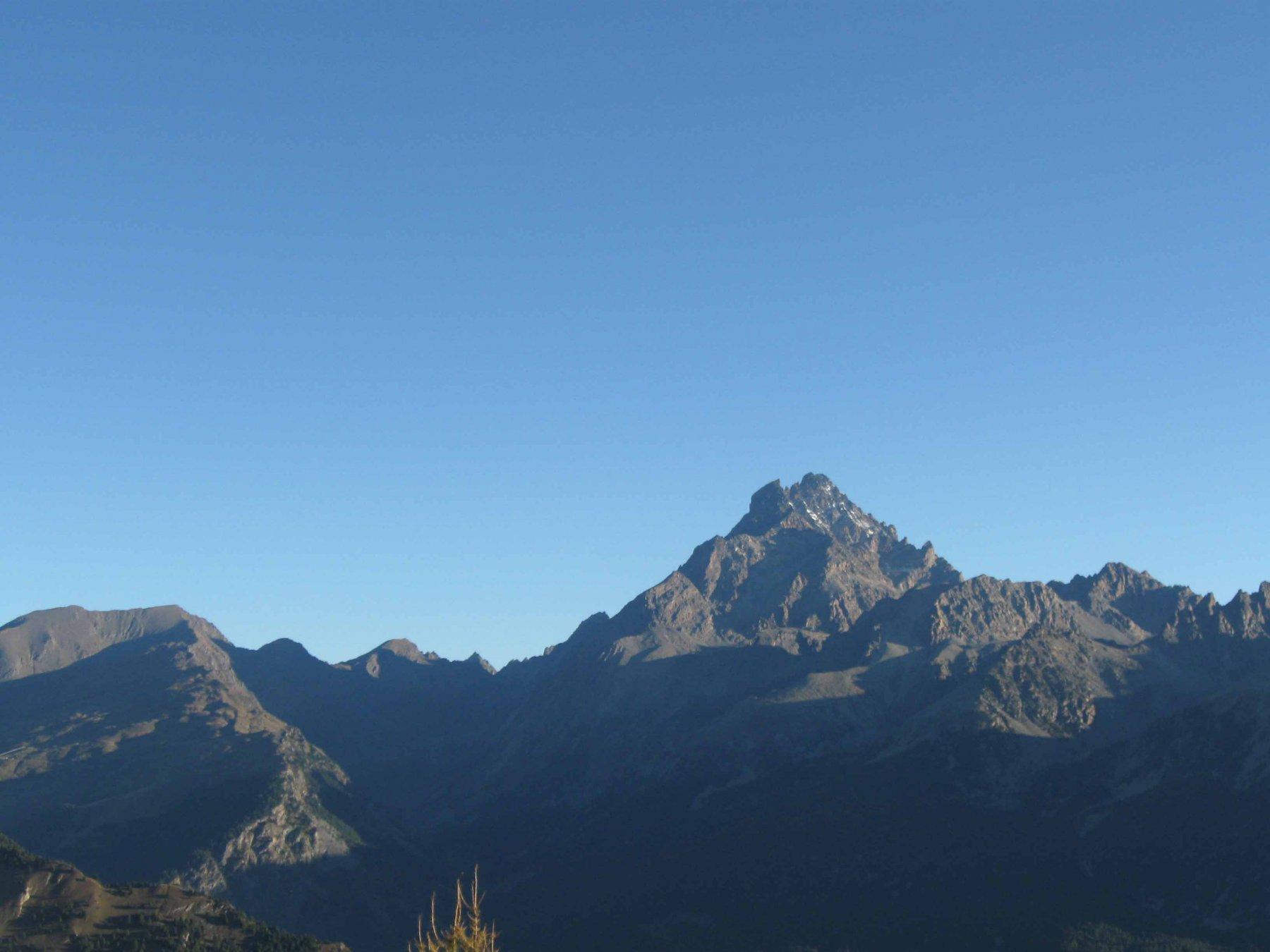 il monte Monviso