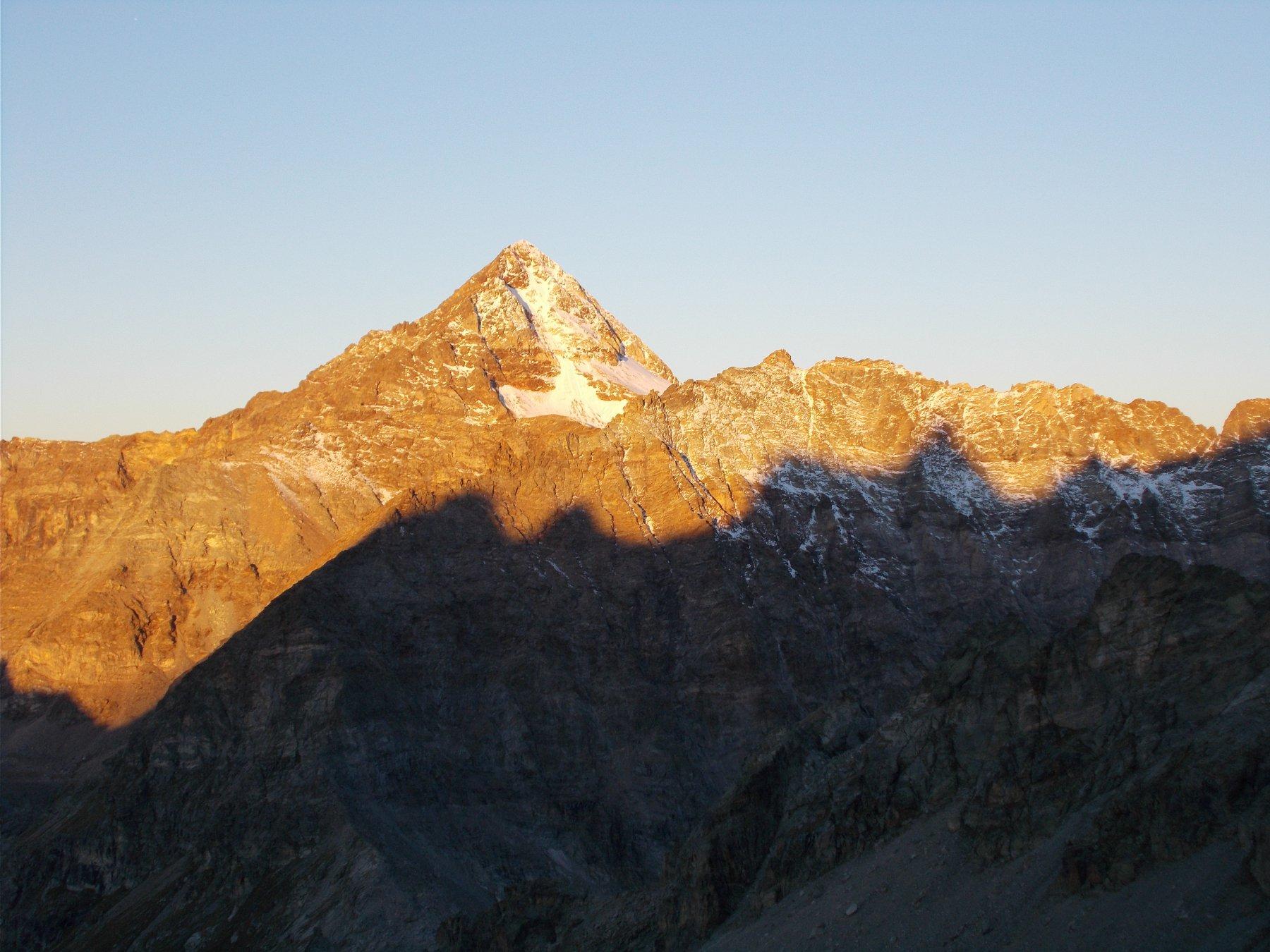 La Luseney dal Col Praterier..all'alba..